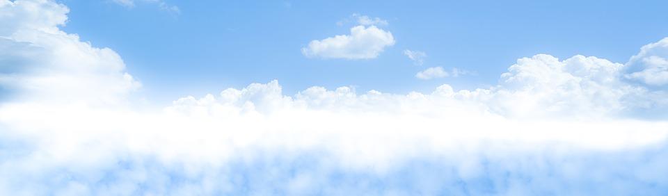 čistý vzduch