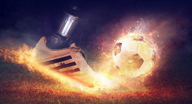 Protetická dolní končetina – fotbal